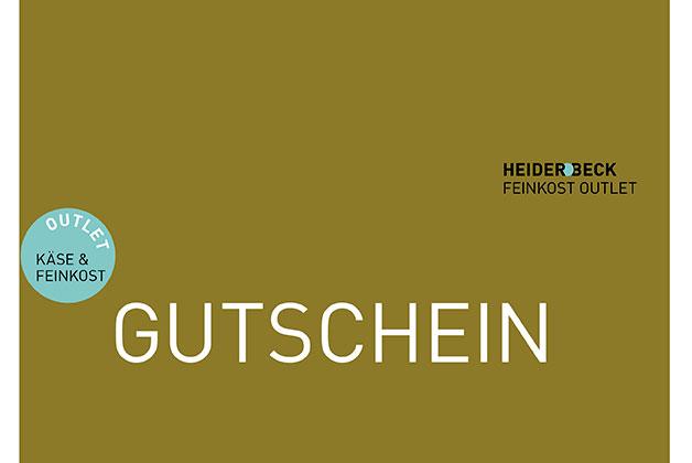Bild vom Heiderbeck Gutschein