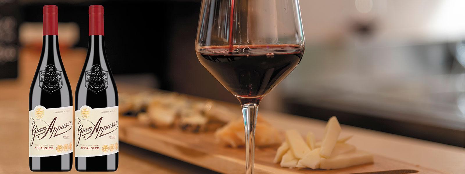 Bild vom Gran Appassito Wein