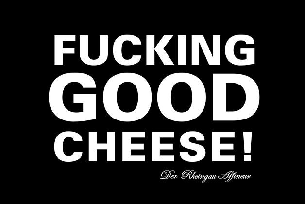 Fucking Good Cheese Logo